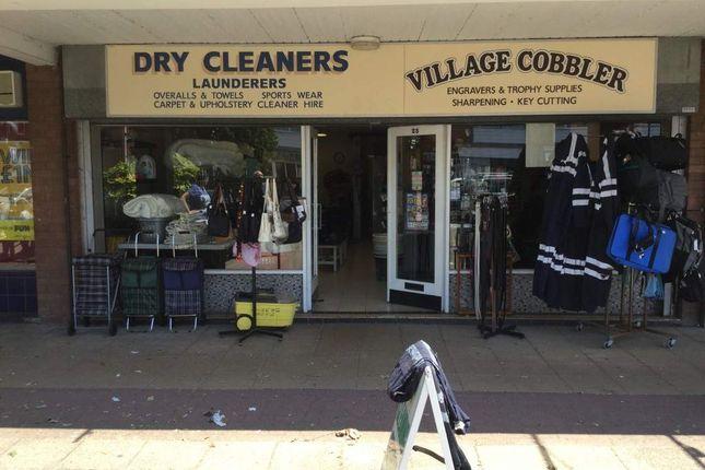 Thumbnail Retail premises for sale in Leicester Street, Bulkington, Bedworth