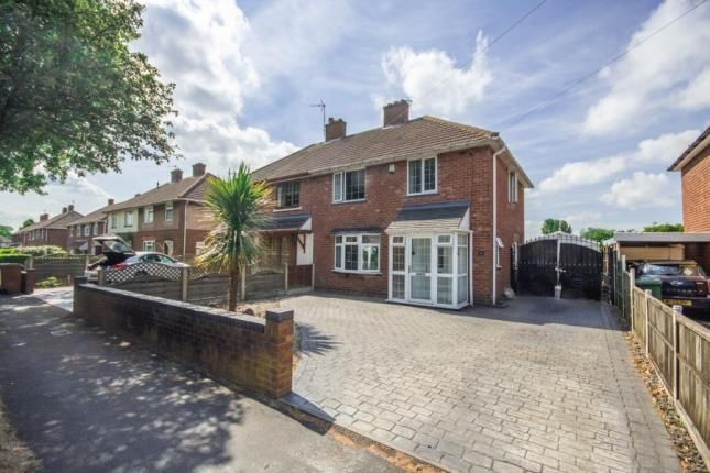 Thumbnail Semi-detached house for sale in Dovedale Avenue, Willenhall, West Midlands