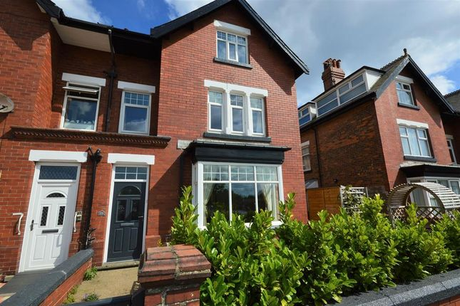 Thumbnail Terraced house to rent in Station Avenue, Filey