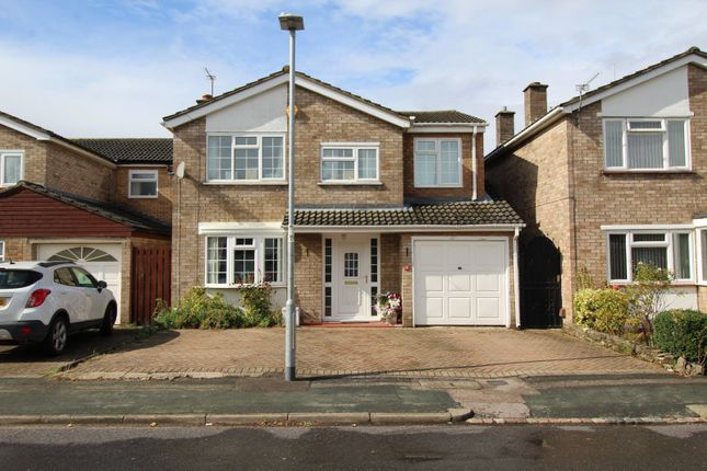 Thumbnail Detached house for sale in The Elms, Kempston, Bedford, Bedfordshire