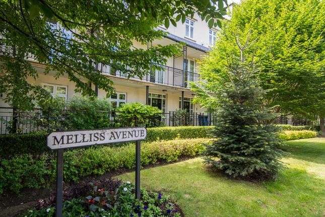 Thumbnail Mews house to rent in Melliss Avenue, Kew, Richmond