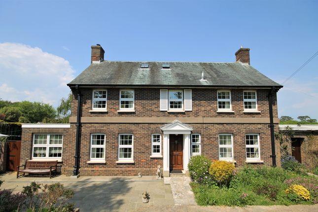 Thumbnail Detached house for sale in York Lane, Totland Bay