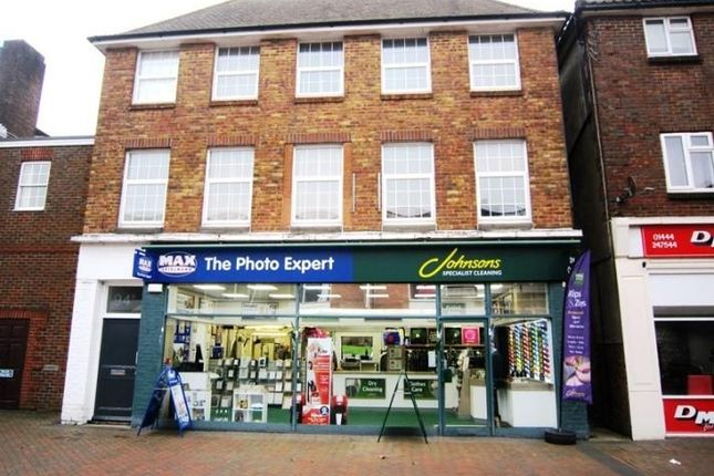 Thumbnail Retail premises to let in Church Walk, Burgess Hill