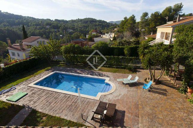 Thumbnail Villa for sale in Spain, Barcelona, Sitges, Olivella / Canyelles, Sit1296