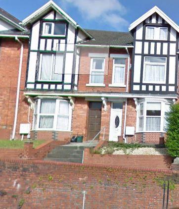 Thumbnail Terraced house to rent in Vivian Road, Sketty, Swansea
