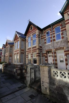 Thumbnail Property to rent in Salisbury Road, Lipson, Plymouth
