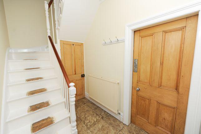 Hallway of Compton Street, Chesterfield S40