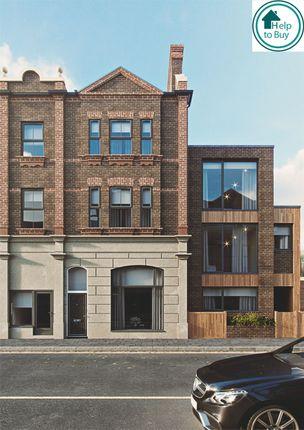 Thumbnail Flat for sale in 815 Harrow Road, Kensal Green, London