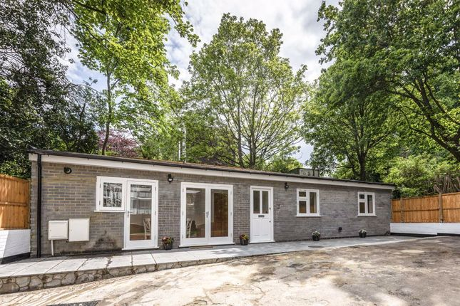 Thumbnail Bungalow for sale in Crescent Road, London