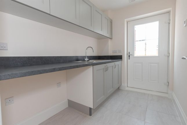 Utility Room of Plot 18, The Larch, The Orchards LU6
