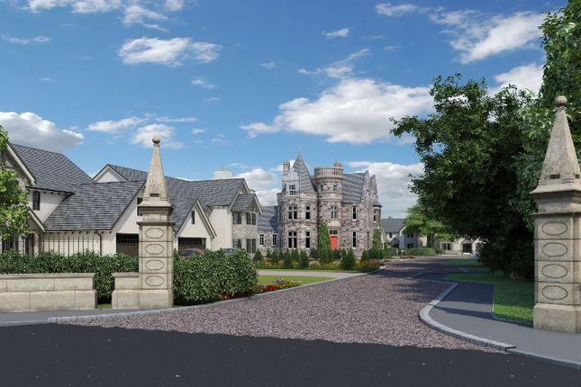 Thumbnail Detached house for sale in Avon Hall Gardens, Grangemouth, Falkirk