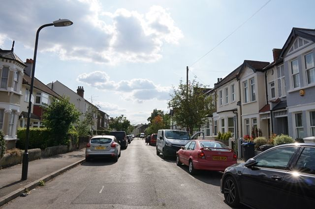 Semi-detached house for sale in Devonshire Road, London