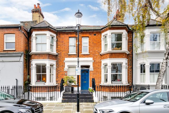 Thumbnail Flat for sale in Burnaby Street, Chelsea, London