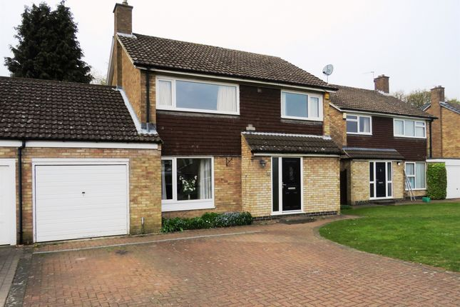 Thumbnail Link-detached house for sale in Summerfield Road, York