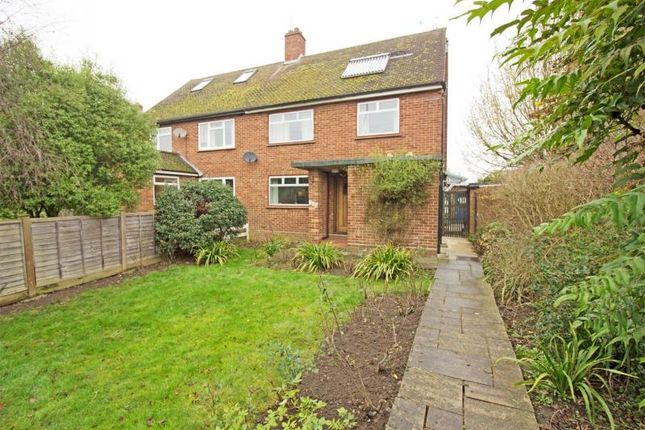 Thumbnail Semi-detached house for sale in St. Leonards Road, Windsor