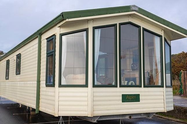 Thumbnail Detached house for sale in Holiday Caravan, Near Carmarthen, South Wales