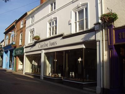 Thumbnail Retail premises for sale in 54 Church Gate, Loughborough, Leicestershire