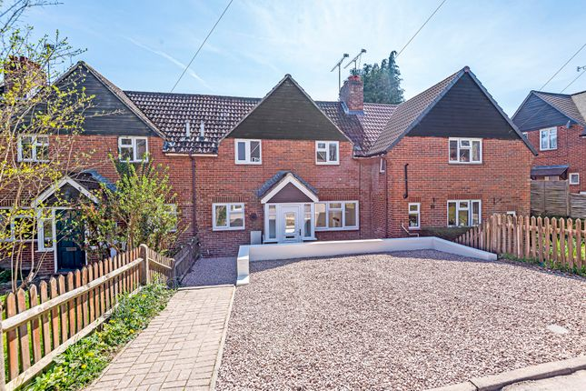 Thumbnail Terraced house for sale in Couch Green, Martyr Worthy, Winchester