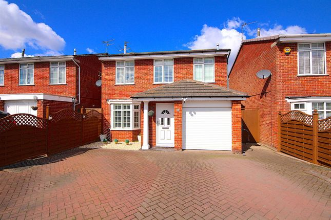 4 bed detached house for sale in Orchard Way, Syston, Leicester LE7