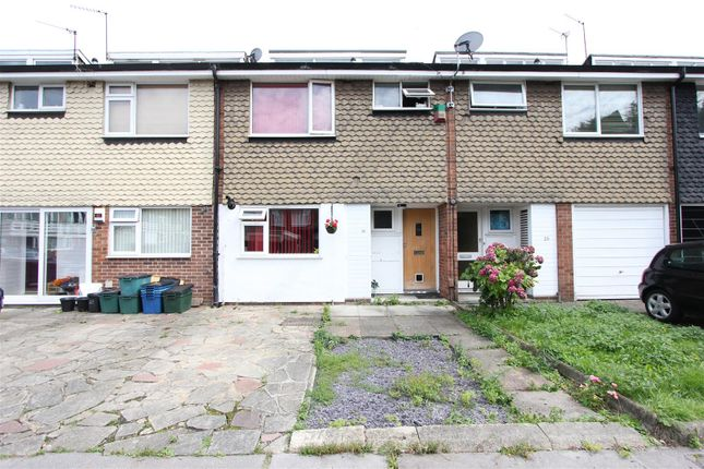 Thumbnail Terraced house for sale in Pittville Gardens, London