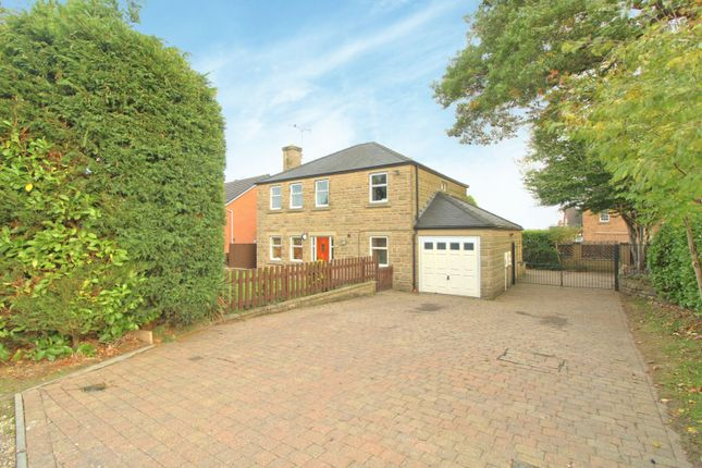 Thumbnail Detached house for sale in Central Drive, Chesterfield