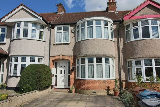 Thumbnail Terraced house to rent in Windsor Crescent, Harrow