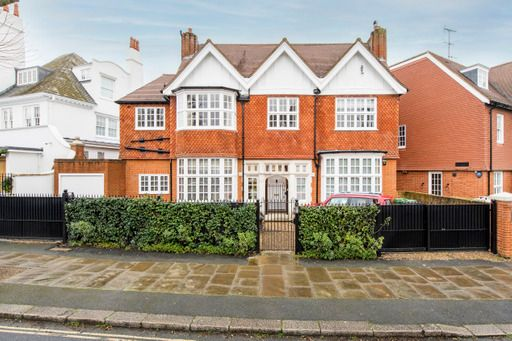 6 bed detached house for sale in Wadham Gardens, London NW3
