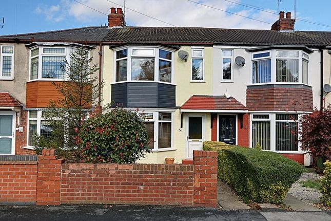 3 bed terraced house for sale in Boothferry Road, Hessle
