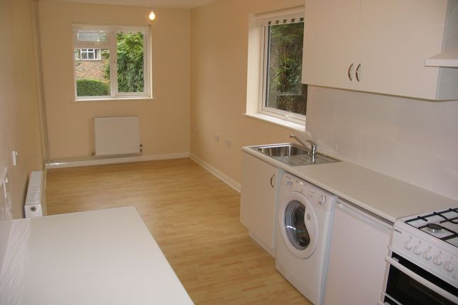 Thumbnail Flat to rent in Houndean Rise, Lewes