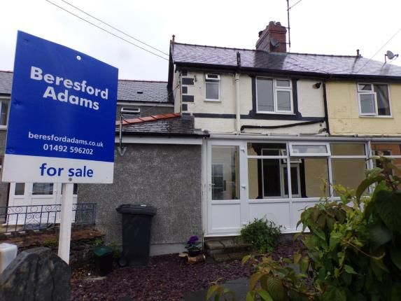 Thumbnail Terraced house for sale in Gower Road, Trefriw, Conwy