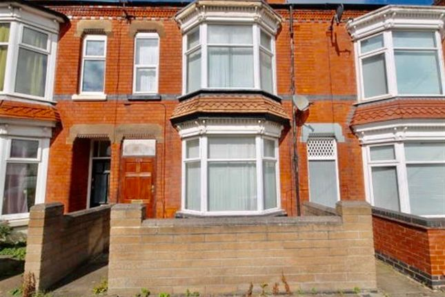 Thumbnail Terraced house for sale in Winchester Avenue, Leicester