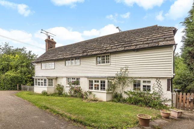 3 bed semi-detached house for sale in Geerings Cottages, Dorking Road, Warnham RH12