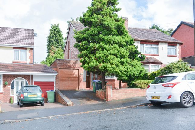 Thumbnail Semi-detached house for sale in Rathbone Road, Bearwood