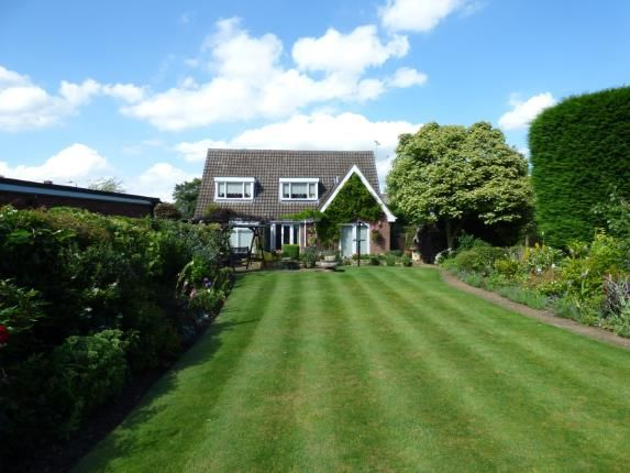 Thumbnail Detached house for sale in Park View Avenue, Branston, Lincoln, Lincolnshire