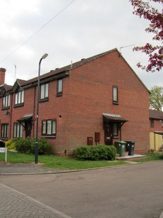 Thumbnail 2 bedroom end terrace house to rent in Hitchman Mews, Leamington Spa