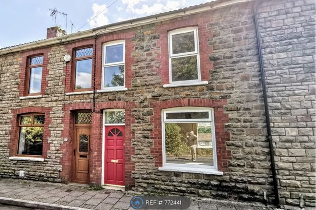 Thumbnail Terraced house to rent in Van Terrace, Rudry, Caerphilly