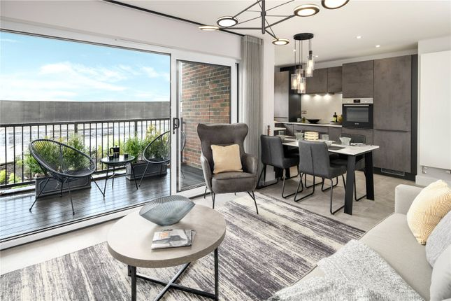 3 bed flat for sale in Plot 24 - Prince's Quay, Pacific Drive, Glasgow G51