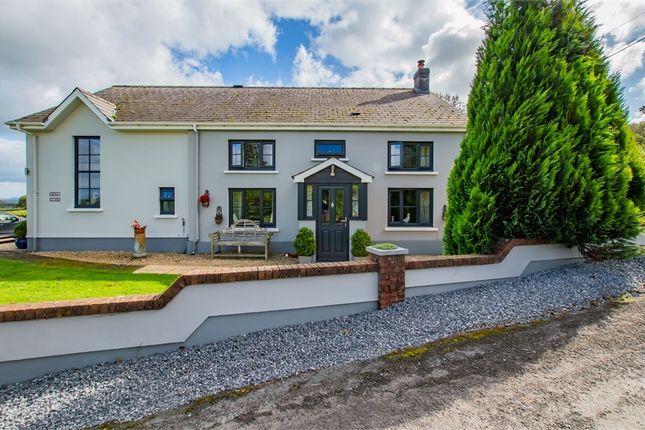 Thumbnail Detached house for sale in Llanarthney, Carmarthen