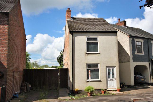 Thumbnail Detached house for sale in Whitehill Road, Ellistown, Coalville