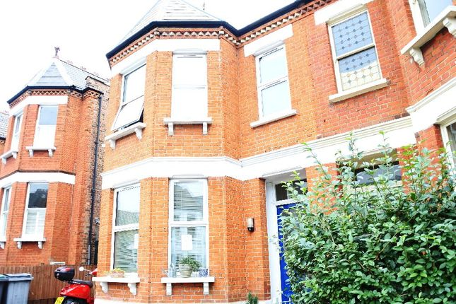 Thumbnail Property to rent in Greenham Road, London