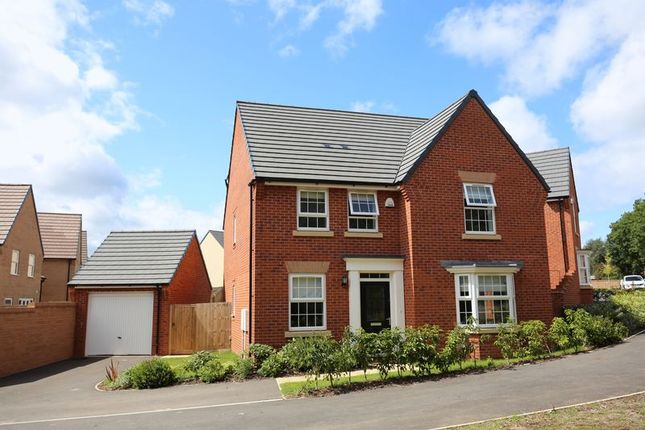 4 bed detached house for sale in Cranbrook Walk, Exeter