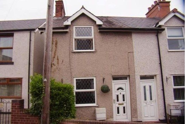 Terraced house for sale in High Street, Southsea, Wrexham