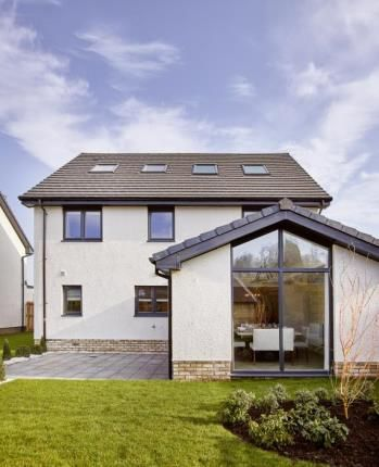Thumbnail Detached house for sale in Glenburn Manor, Jackton, Ocein Drive, East Killbride