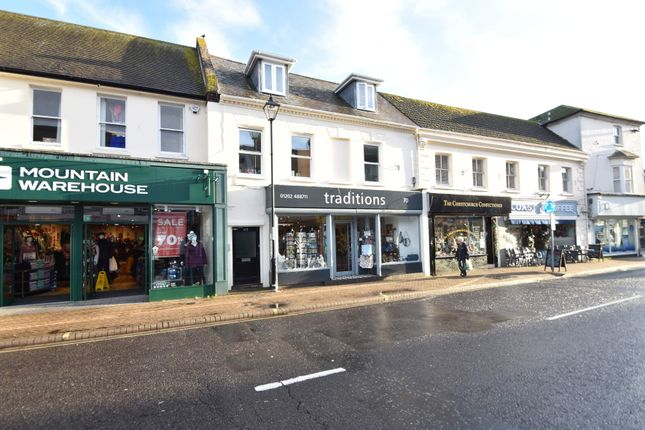 Thumbnail Retail premises to let in 70 High Street, Christchurch