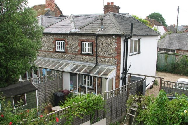 2 bed terraced house to rent in Wren Cottage King Street, Westbourne, Emsworth PO10