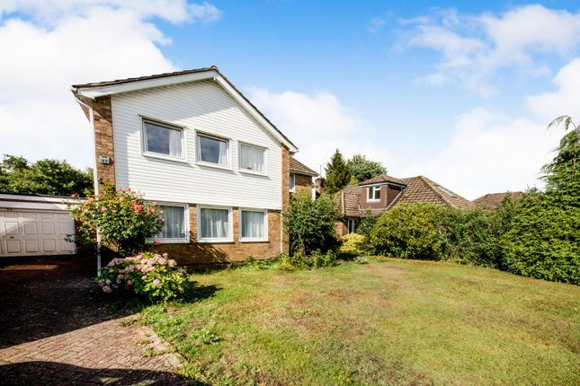 Thumbnail Detached house to rent in Chipstead Park, Chipstead, Sevenoaks