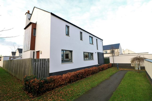 Thumbnail Detached house for sale in Maryfield Drive, Bo'ness