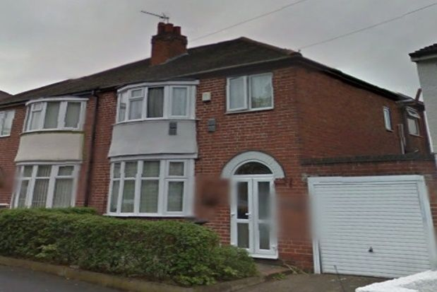 Thumbnail Semi-detached house to rent in Minstead Road, Erdington, Birmingham