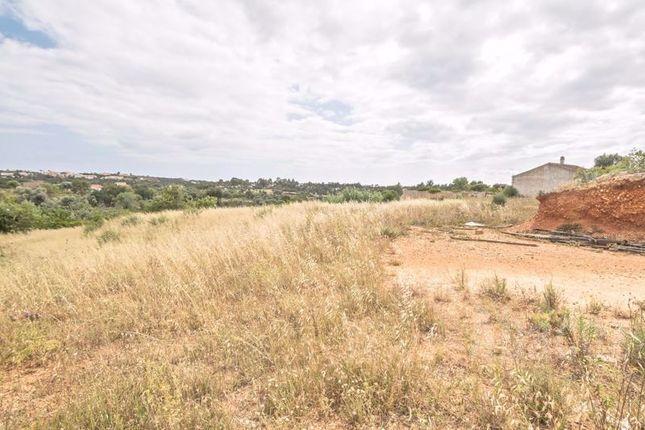 Thumbnail Land for sale in Estômbar E Parchal, Lagoa, Faro