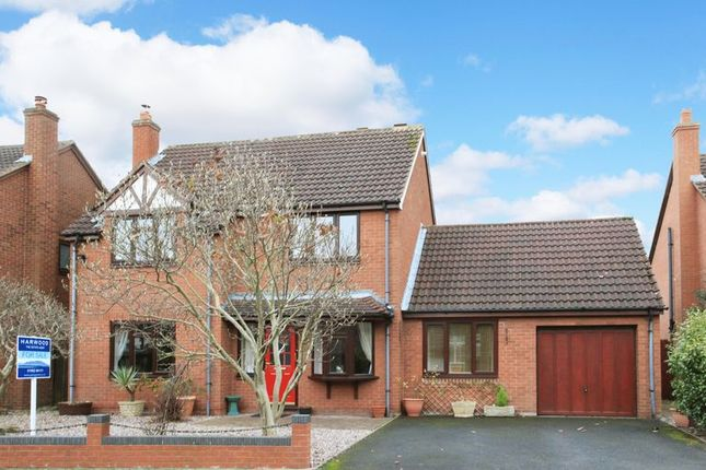 Thumbnail Detached house for sale in Chichester Drive, Apley, Telford